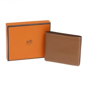 Shop Pre Owned Hermes Online My Luxury Bargain HERMES CITIZEN TWILL WALLET