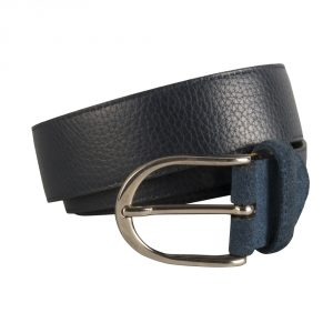 Online India My Luxury Bargain Canali Blue Reversible Belt