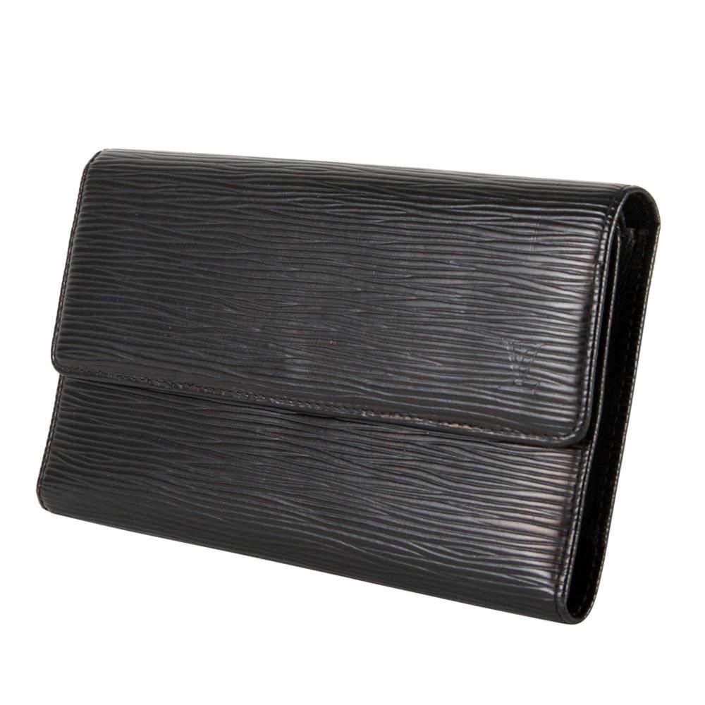 40b6baf9cc293 ... Shop Louis Vuitton Wallets Online India My Luxury Bargain Louis Vuitton  Epi Porte Tresor International Wallet ...