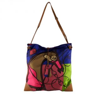 Hermes Silky City Handbag