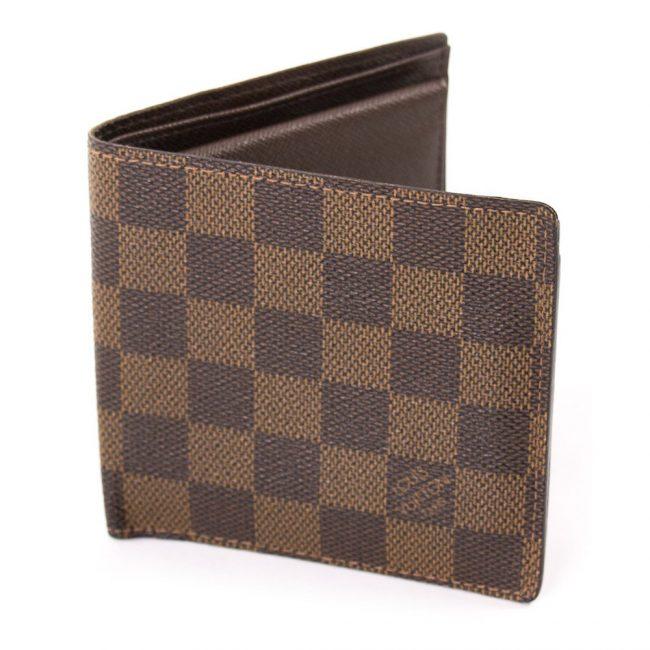 Louis Vuitton Damier Ebene Men S Wallet