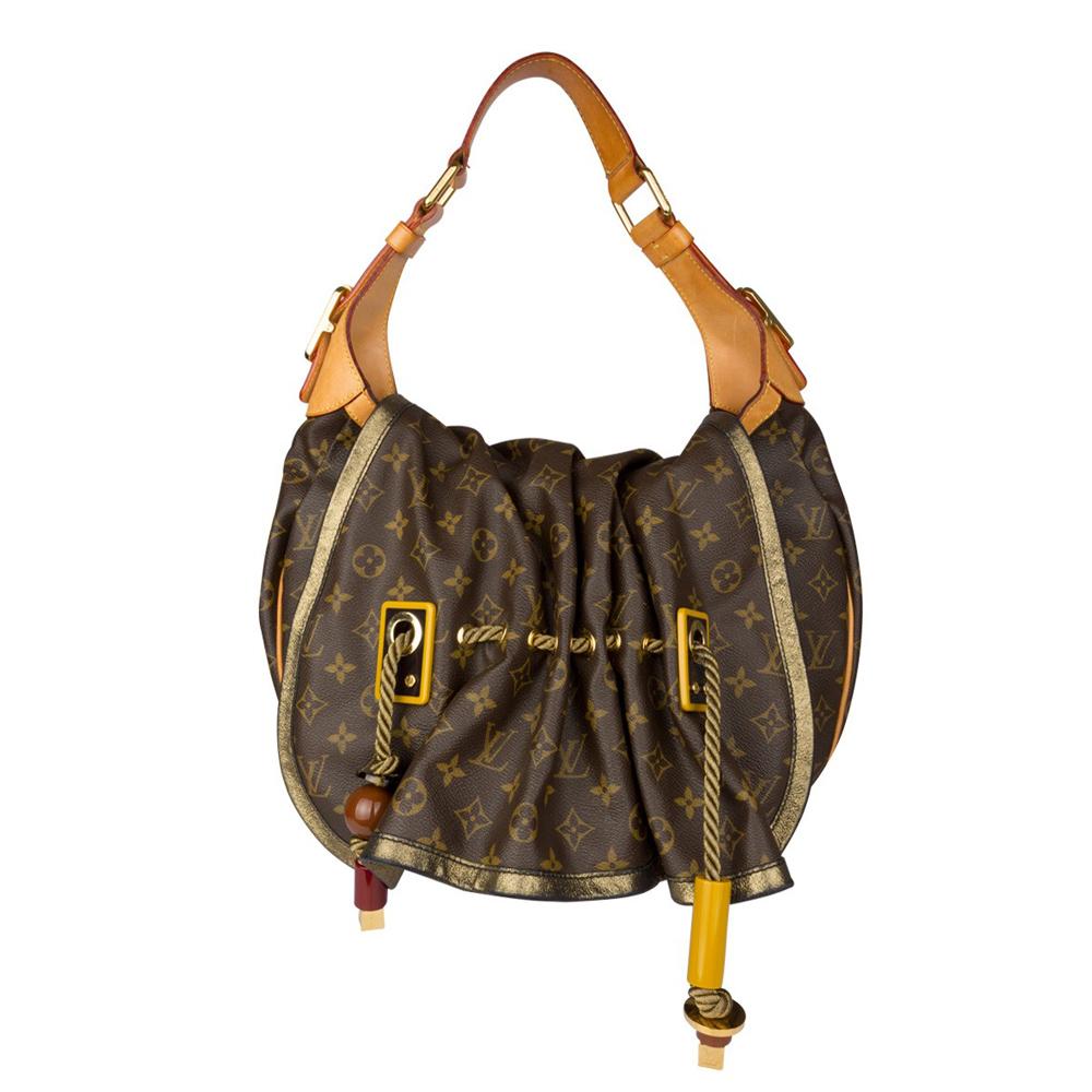 Louis Vuitton Limited Edition Kalahari Gm Handbag
